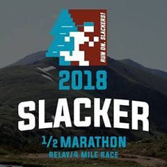 Slacker Half Marathon logo on RaceRaves