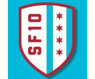 Soldier Field 10 Mile logo on RaceRaves