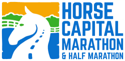 Horse Capital Marathon & Half Marathon logo on RaceRaves