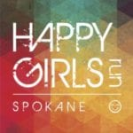 Happy Girls Run Spokane logo on RaceRaves