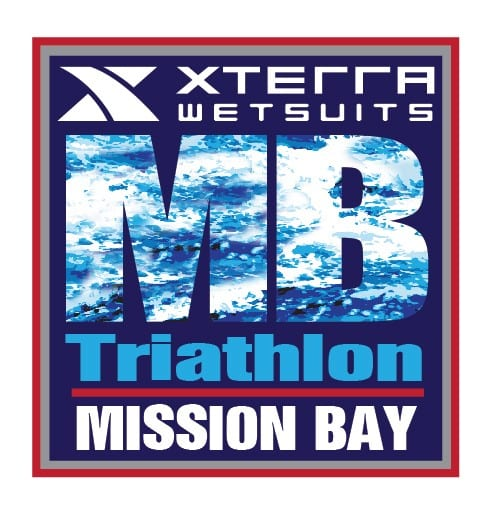 Mission Bay Triathlon logo on RaceRaves