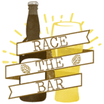 Preyer's Race the Bar 8K logo on RaceRaves