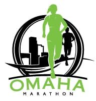 Omaha Marathon logo on RaceRaves