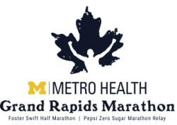 Grand Rapids Marathon & Half Marathon logo on RaceRaves
