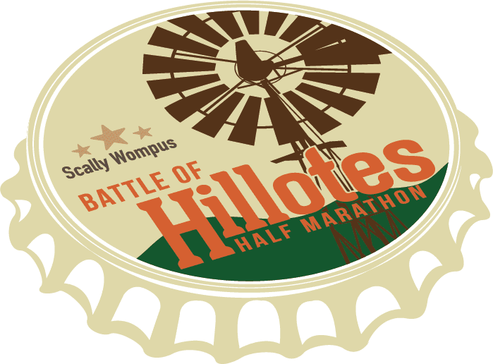 Alamo Beer Challenge Series: Battle of Hillotes logo on RaceRaves