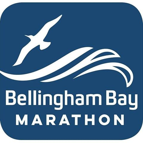 Bellingham Bay Marathon & Half Marathon logo on RaceRaves