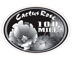 Tejas Trails Cactus Rose logo on RaceRaves