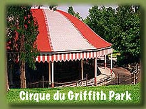Cirque du Griffith Park logo on RaceRaves