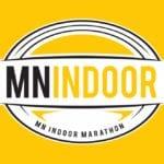 MN Indoor Marathon & Half Marathon (MIM) logo on RaceRaves