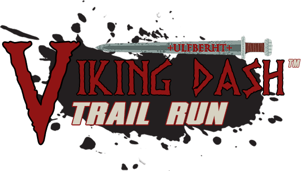 Viking Dash Trail Run Kansas City logo on RaceRaves