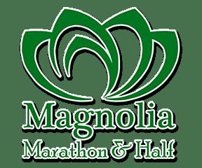 Magnolia Marathon & Half logo on RaceRaves