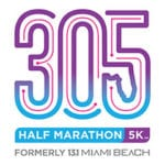305 Half Marathon logo on RaceRaves