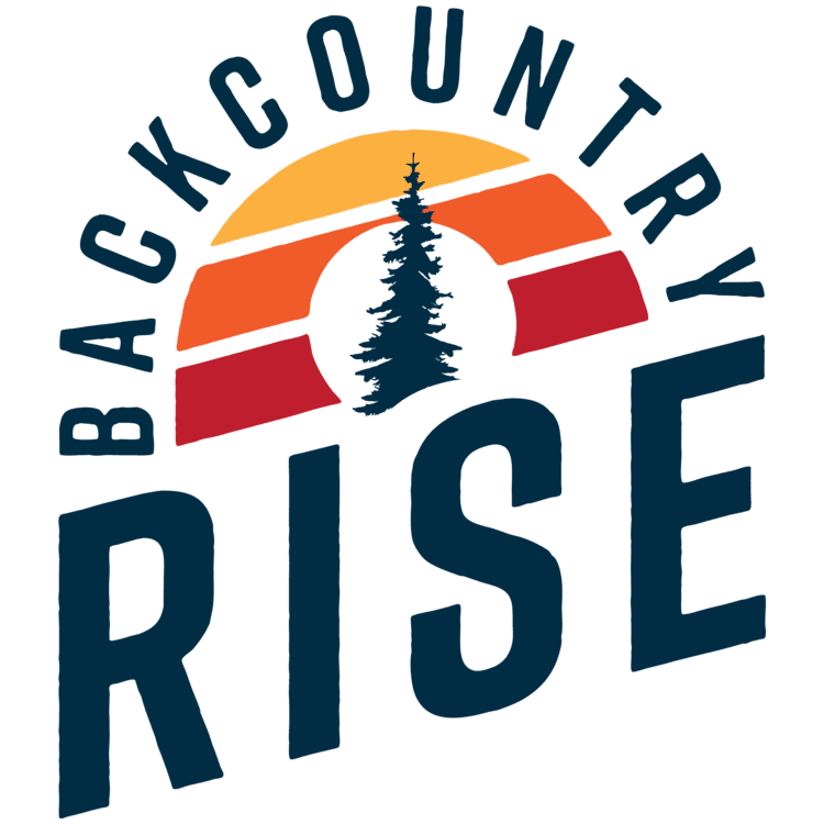 Backcountry Rise logo on RaceRaves