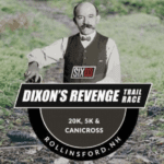 Dixon's Revenge Trail Race logo on RaceRaves