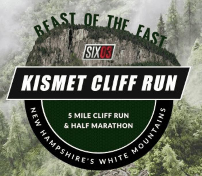 Kismet Cliff Run logo on RaceRaves