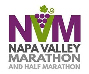 Napa Valley Marathon and Half Marathon logo on RaceRaves