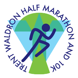 Trent/Waldron Half Marathon and 10K logo on RaceRaves