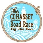 Cohasset Road Race by the Sea logo on RaceRaves