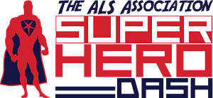 ALS SuperHero 5K & 10K Dash logo on RaceRaves