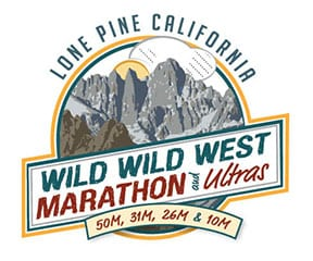 Wild Wild West Marathon and Ultra logo on RaceRaves