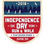 Wisconsin Trail Assail – Independence Day Run logo on RaceRaves