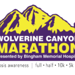 Wolverine Canyon Marathon logo on RaceRaves