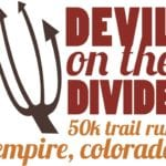 Devil on the Divide Trail Run logo on RaceRaves