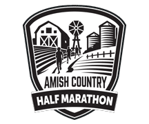 Amish Country Half Marathon logo on RaceRaves