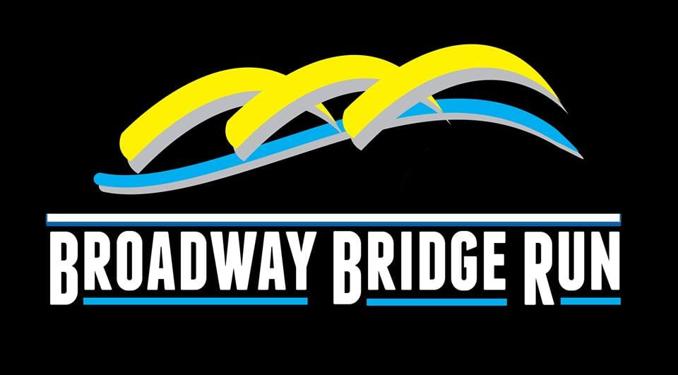 Broadway Bridge Run logo on RaceRaves