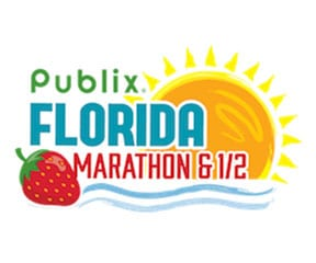 Publix Florida Marathon & 1/2 Marathon Weekend logo on RaceRaves