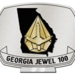 Georgia Jewel logo on RaceRaves