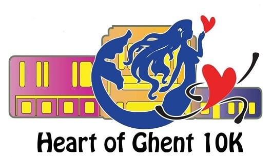 Heart of Ghent 10K & Maury Commodores 5K logo on RaceRaves