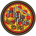 Fly to Pie Kingdom Marathon logo on RaceRaves