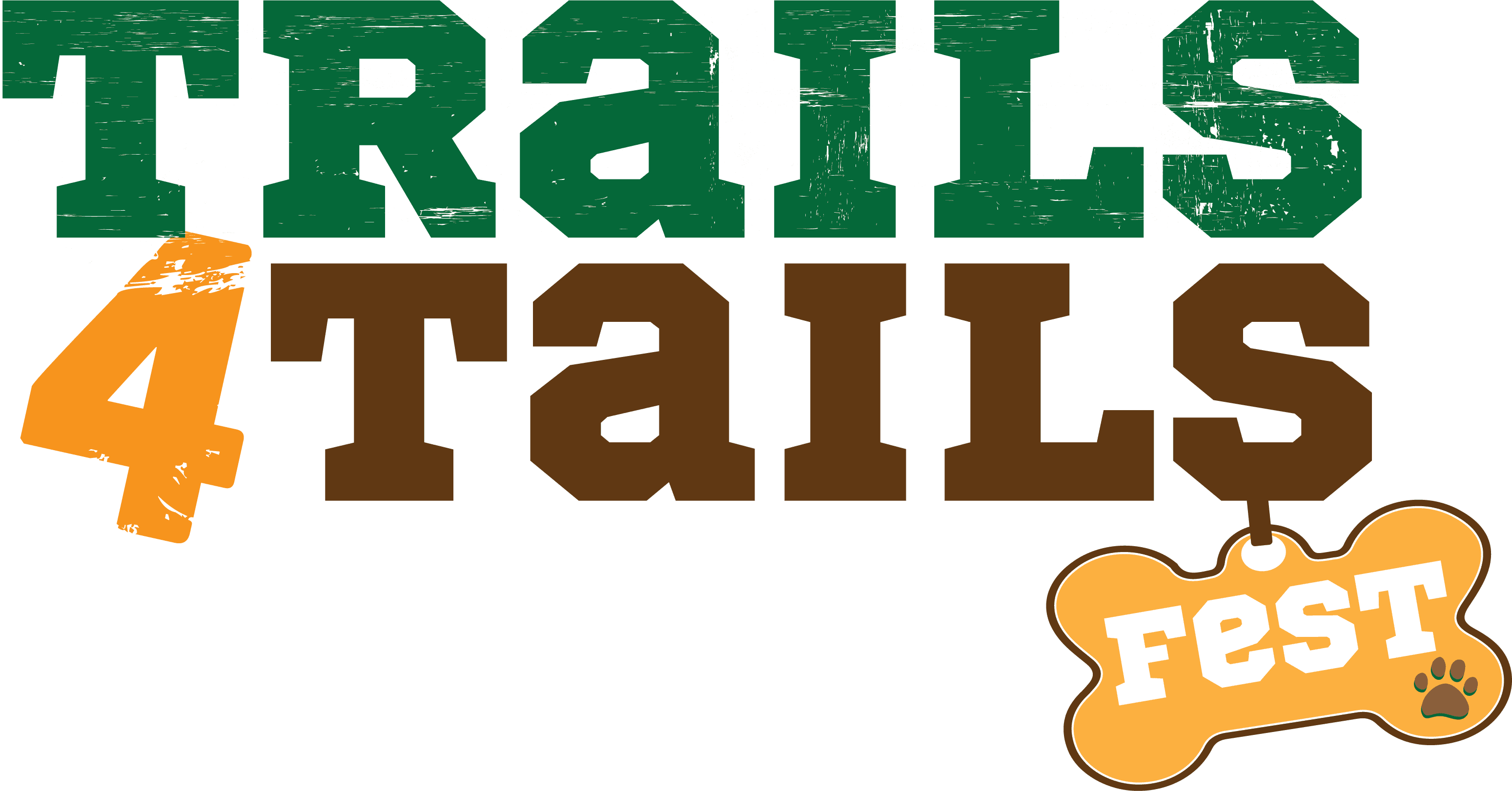 Trails4Tails Fest logo on RaceRaves