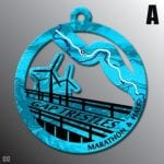 GAP Trestles Marathon and Half Marathon logo on RaceRaves