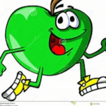 Sour Apple Half Marathon & 5K logo on RaceRaves