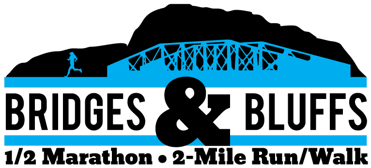 Bridges & Bluffs logo on RaceRaves