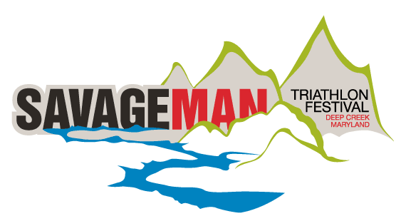 SavageMan Triathlon Festival logo on RaceRaves