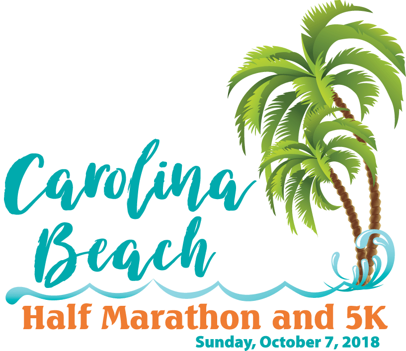 Carolina Beach Half Marathon & 5K logo on RaceRaves