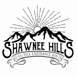 Shawnee Hills 100M, 100K & 50K logo on RaceRaves