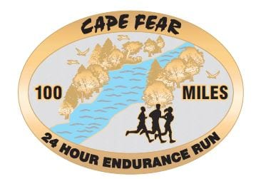 Cape Fear 24 Hour Endurance Run (fka Dia de los Muertos) logo on RaceRaves