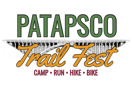 Patapsco Trail Fest logo on RaceRaves