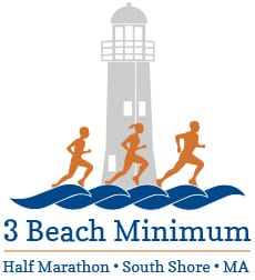 3 Beach Minimum Half Marathon logo on RaceRaves