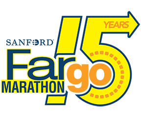 Fargo Marathon logo on RaceRaves