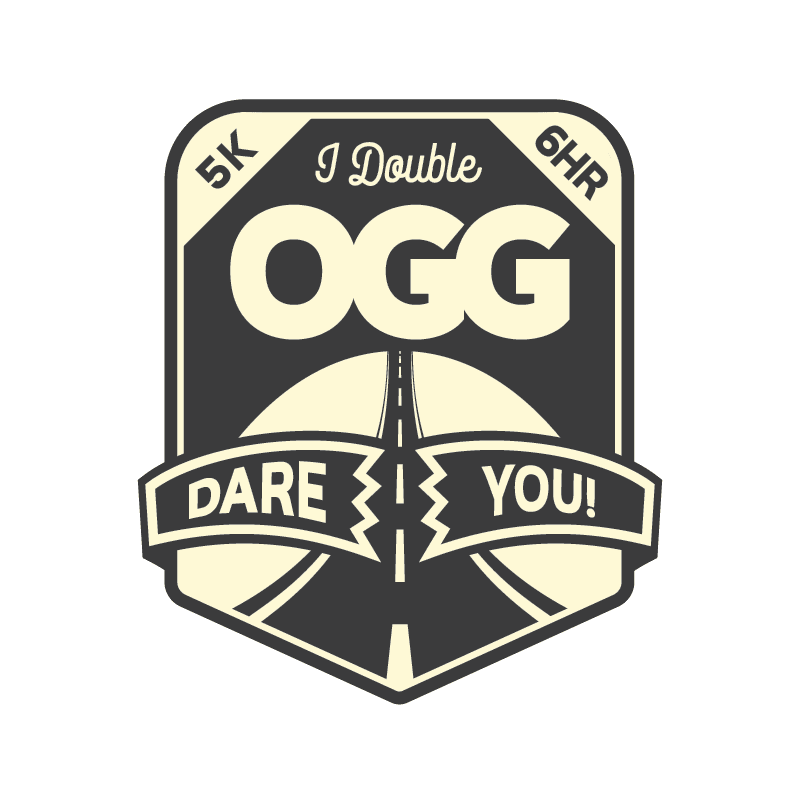 I Double Ogg Dare You! logo on RaceRaves