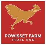 Powisset Farm Trail Run logo on RaceRaves