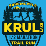 Krul Lake Half Marathon Trail Run (fka Blackwater Half) logo on RaceRaves