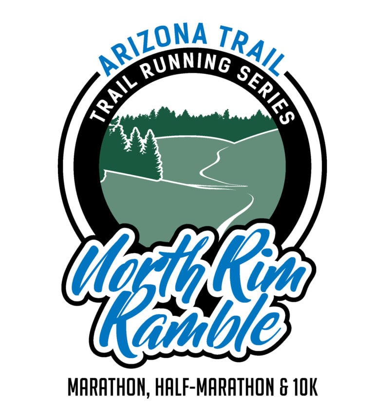 AZT North Rim Ramble logo on RaceRaves