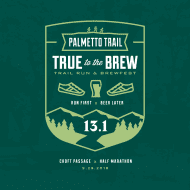 True to the Brew Trail Half Marathon logo on RaceRaves