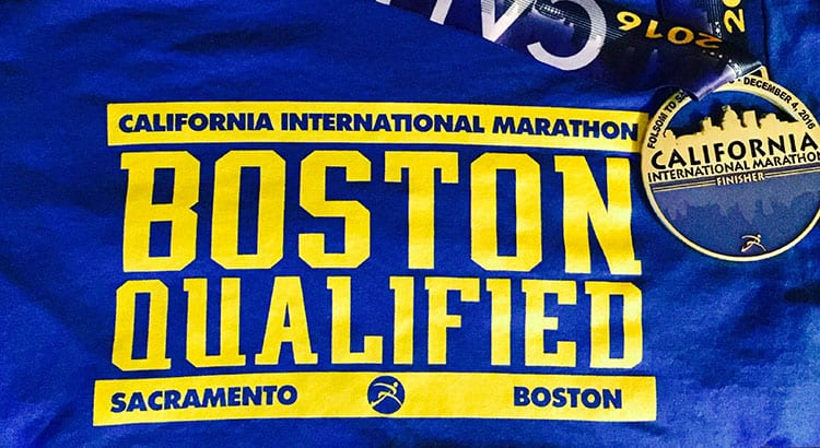 CIM is one of our top Boston Marathon Qualifying races